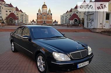 Mercedes-Benz S 430 2001 в Киеве