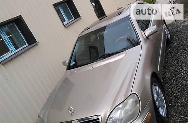 Mercedes-Benz S 430 1999 в Очакові