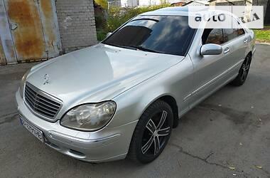 Mercedes-Benz S 430 2000 в Запорожье