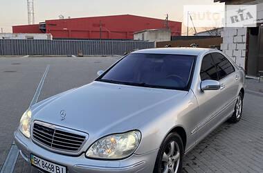 Mercedes-Benz S 430 2001 в Ровно
