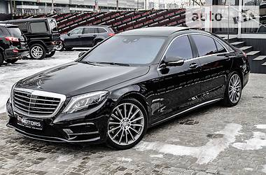 Mercedes-Benz S 500 AMG 4Matic 2017