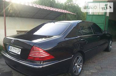 Mercedes-Benz S 500 2000 в Виннице