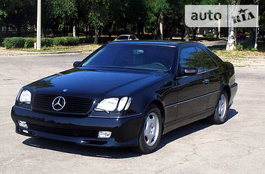 Mercedes-Benz S 500 1996 в Запорожье