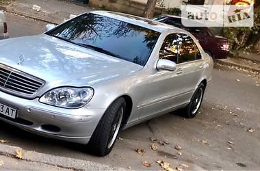Mercedes-Benz S 500 2001 в Николаеве
