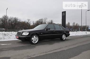 Mercedes-Benz S 500 1997 в Киеве