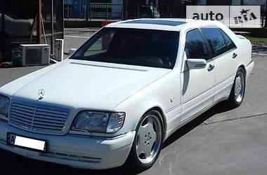 Mercedes-Benz S 500 1996 в Киеве