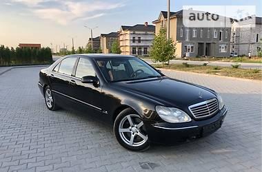 Mercedes-Benz S 500 2000 в Одессе