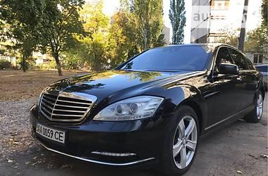Mercedes-Benz S 500 2010 в Киеве