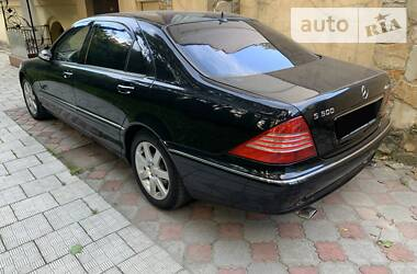 Mercedes-Benz S 500 2003 в Львове