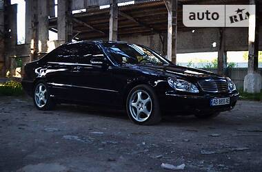Mercedes-Benz S 500 2005 в Виннице