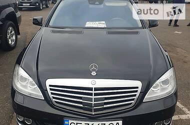 Mercedes-Benz S 500 2012 в Черновцах