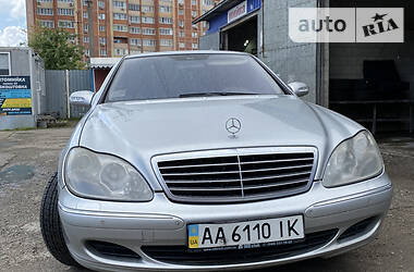 Mercedes-Benz S 500 2004 в Борисполе