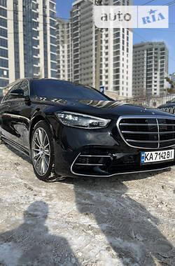 Mercedes-Benz S 500 2020 в Киеве