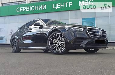 Mercedes-Benz S 500 2021 в Киеве