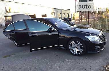 Mercedes-Benz S 550 5.5 biturbo 2008