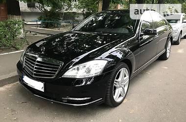 Mercedes-Benz S 550 2013 в Киеве