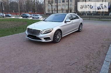 Mercedes-Benz S 550 2015 в Киеве