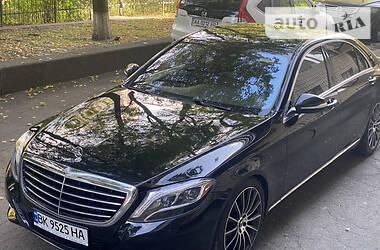Mercedes-Benz S 550 2014 в Киеве