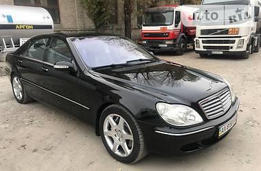 Mercedes-Benz S 55 2003 в Луганске