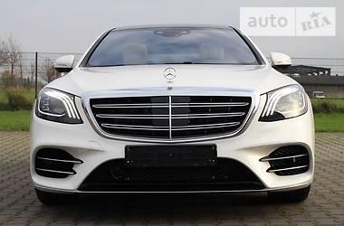 Mercedes-Benz S 560 2018 в Киеве