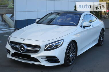 Купе Mercedes-Benz S 560 2018 в Киеве