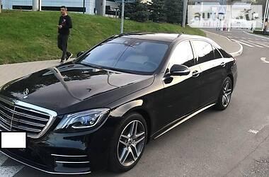 Седан Mercedes-Benz S 560 2017 в Киеве