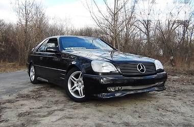 Mercedes-Benz S 600  1995