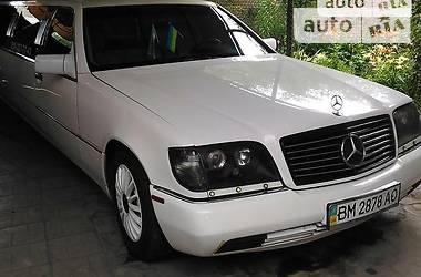 Mercedes-Benz S 600 1991 в Сумах