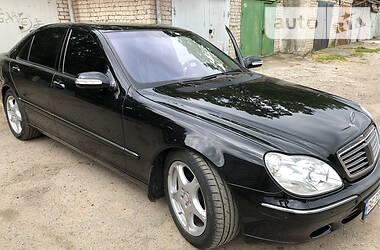 Mercedes-Benz S 600 2000 в Николаеве