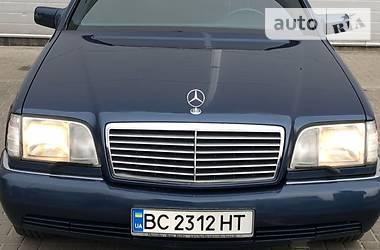Mercedes-Benz S 600 1991 в Львове