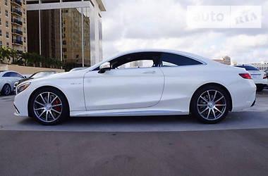 Mercedes-Benz S 63 AMG 2019 в Києві
