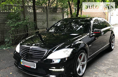 Mercedes-Benz S 63 AMG 2009 в Киеве