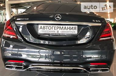 Mercedes-Benz S 65 AMG 2018 в Киеве