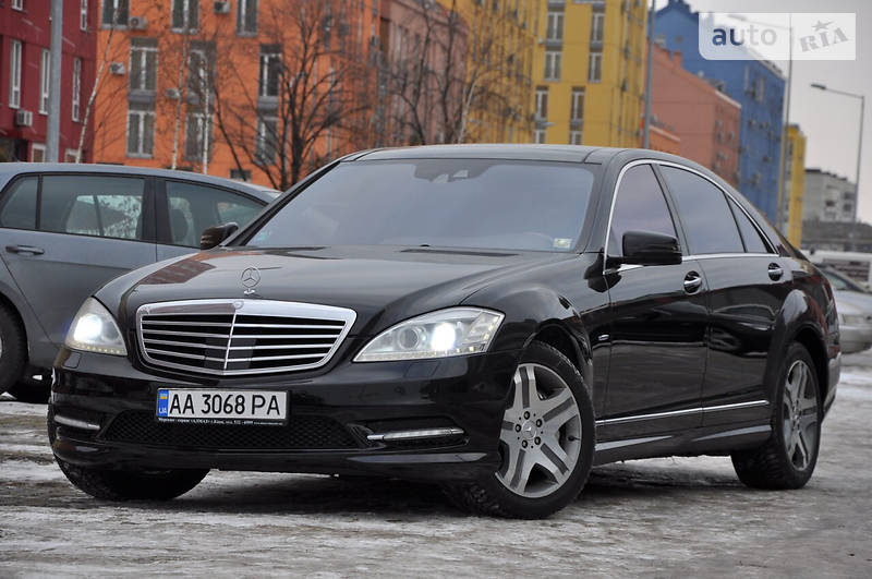 Mercedes S-Class 2011 года в Киеве