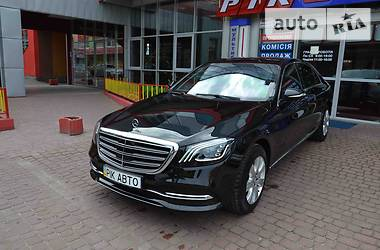 Mercedes-Benz S-Guard 2015 в Киеве