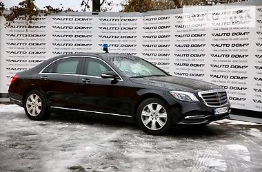 Mercedes-Benz S-Guard 2017 в Киеве