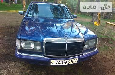 Mercedes-Benz SE 1983