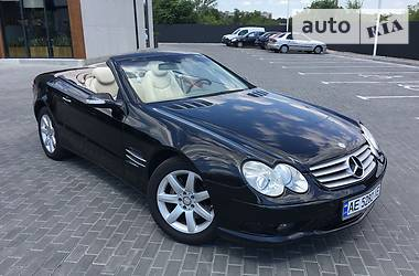 Mercedes-Benz SL 500 (550) 2005 в Днепре
