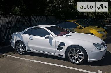 Mercedes-Benz SL 500 (550) 2003 в Киеве
