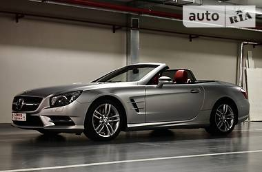 Mercedes-Benz SL 500 (550) 2013 в Киеве