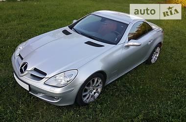 Mercedes-Benz SLK 200 2004 в Киеве