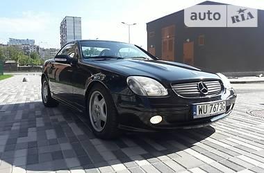 Mercedes-Benz SLK 200 2002 в Києві