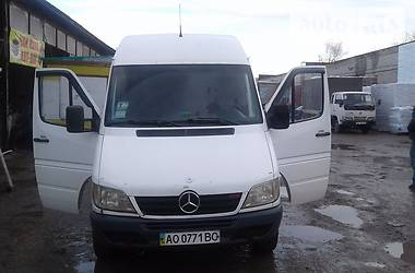 Mercedes-Benz Sprinter 208 груз. 2005 в Житомире