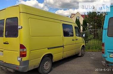 Mercedes-Benz Sprinter 208 груз. 1999 в Львове