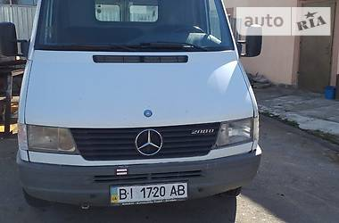 Mercedes-Benz Sprinter 208 груз. 1998 в Гадячі