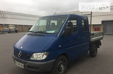 Mercedes-Benz Sprinter 208 груз. 2005 в Луцке