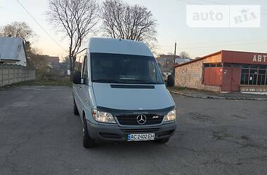 Mercedes-Benz Sprinter 208 пасс. 2004 в Луцке