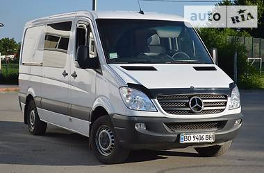 Mercedes-Benz Sprinter 209 пасс. 2010