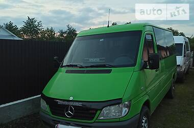 Mercedes-Benz Sprinter 211 пасс. 2005 в Богородчанах
