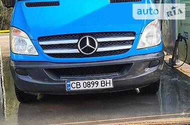Легковой фургон (до 1,5 т) Mercedes-Benz Sprinter 213 груз.-пасс. 2009 в